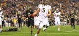 UCF's Bortles true to form in legacy-defining win
