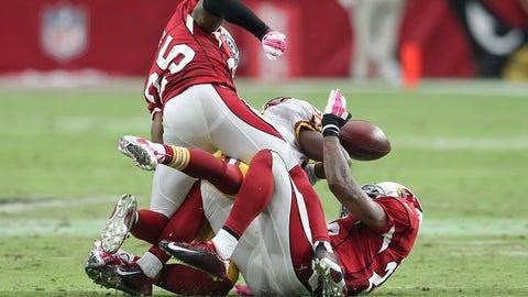 Redskins at Cardinals