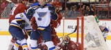 Blues roll past Coyotes