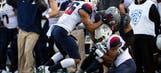 Arizona's Denson growing into role at cornerback