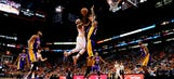 Suns open season with blowout of L.A.