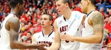 'Dookie' Vitale strikes again; Arizona opens at No. 2 in hoops poll