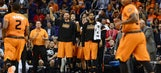 Thomas sparks Suns' rally past defending champs