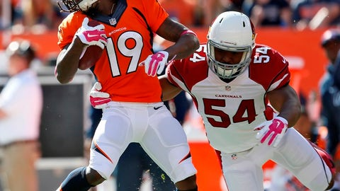 Cardinals at Broncos