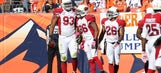 Campbell to miss 3-4 weeks; Cardinals livid about chop block