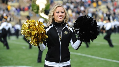 Colorado cheerleader