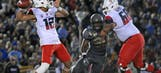 Arizona QB Anu Solomon listed as questionable for Territorial Cup