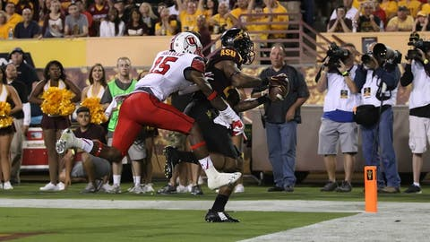 Utah at Arizona State, Nov. 1