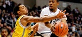 Lumberjacks open with loss at Xavier