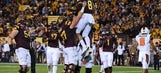 ASU riding high but remains focused on Oregon St.