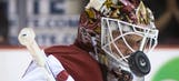 Dubnyk's strong play creates goalie question for Coyotes