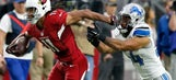 Cardinals WR Fitzgerald a game-day decision vs. Seahawks