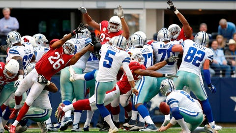 Cardinals at Cowboys
