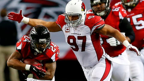 Cardinals at Falcons