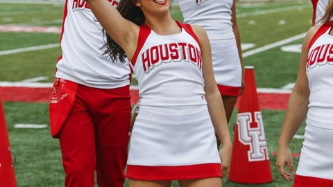 Houston cheerleaders