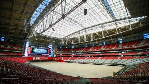 University of Phoenix Stadium: Home of Super Bowl XLIX