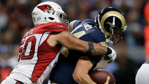 Cardinals at Rams