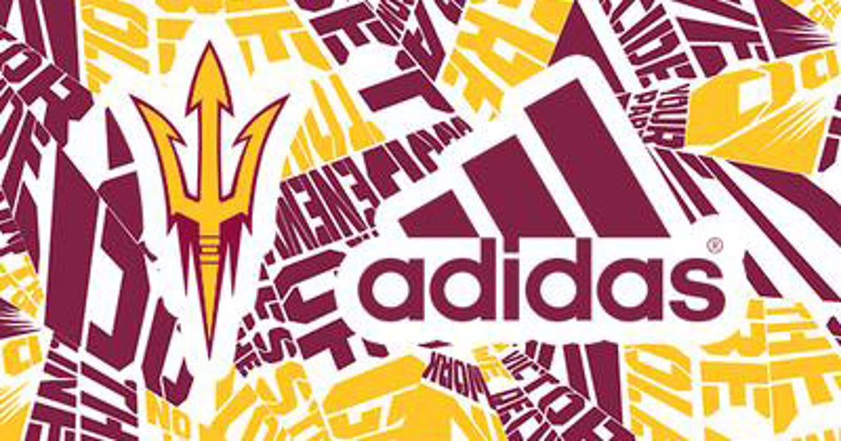 c34c67ea200 ASU makes branding switch from Nike to adidas