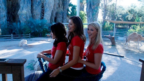 FOX Sports Arizona Girls promo shoots