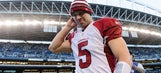 Playing time in 2014 has helped Drew Stanton this offseason