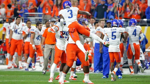 Boise State (127 points)