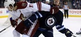 Coyotes continue to struggle in loss to Jets