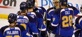 NHL power rankings: Blues on top at the break