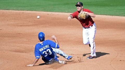 D-backs vs. Dodgers, 2/26/14