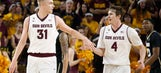 Perseverance pays off for ASU guard Barnes