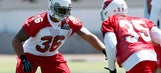 Rookies, vets given equal opportunity under Arians