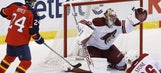 Smith playing best hockey since Coyotes' conference final run