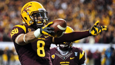 D.J. Foster, RB, Arizona State