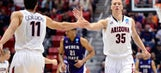 Arizona gets past Weber State in tournament opener