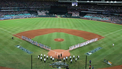 Opening Day anthem