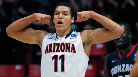 Arizona in the NCAA tournament