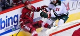 Coyotes squander big opportunity in loss to Wild