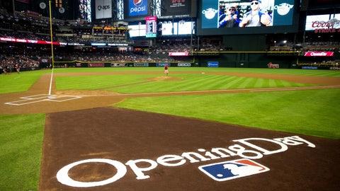 Opening Day in Arizona