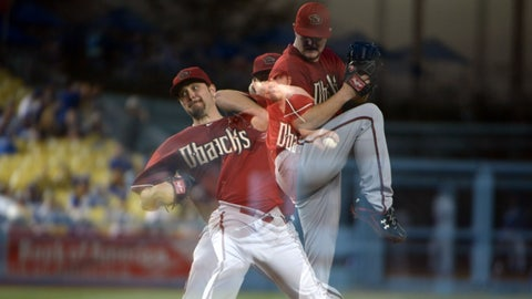 Diamondbacks (18-30) at Cardinals (25-21)