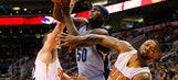 Suns' playoff dreams dashed by Grizzlies