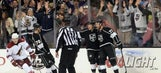 Coyotes routed by Kings