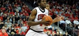 Former UNLV forward Goodman signs with Sun Devils