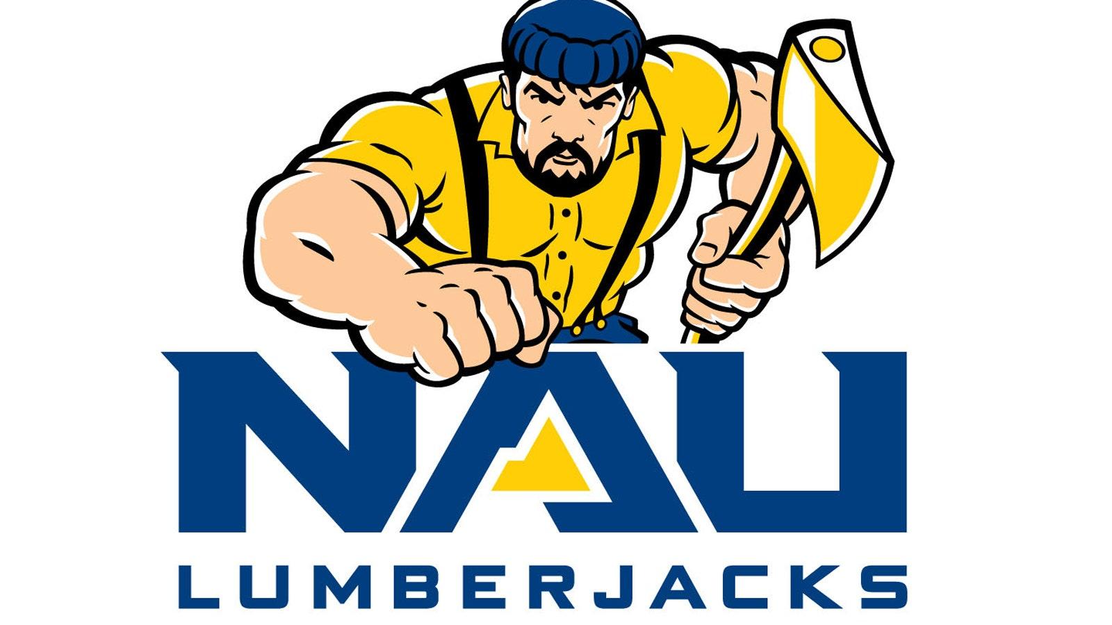 NAU gets new logo, gives Louie new look   FOX Sports