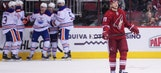 Coyotes look to snap skid, keep playoff hopes alive