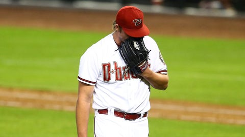Diamondbacks vs. Nationals, May 12