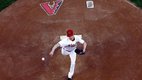 Diamondbacks vs. Nationals, May 13