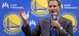 Steve Kerr made the right choice picking the Warriors