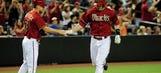 First-inning eruption powers D-backs