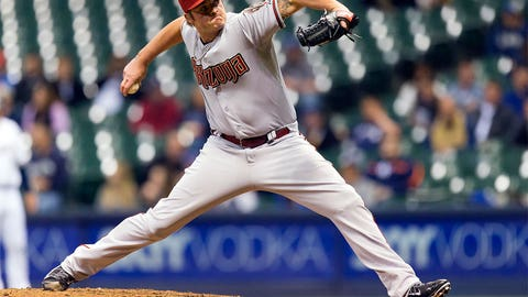 29. Arizona Diamondbacks