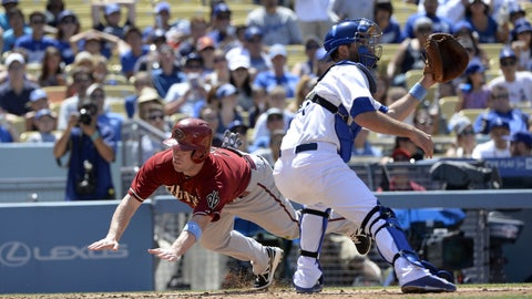 D-backs at Dodgers: Sunday, June 15