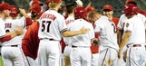 D-backs rally to beat Indians in 14 innings